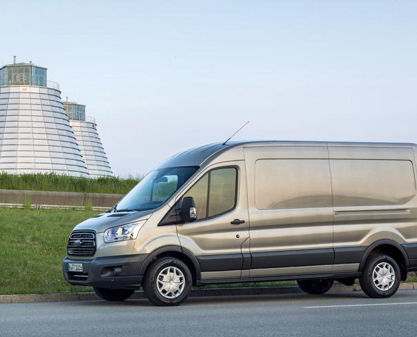 Ford Transit ekstraudstyr