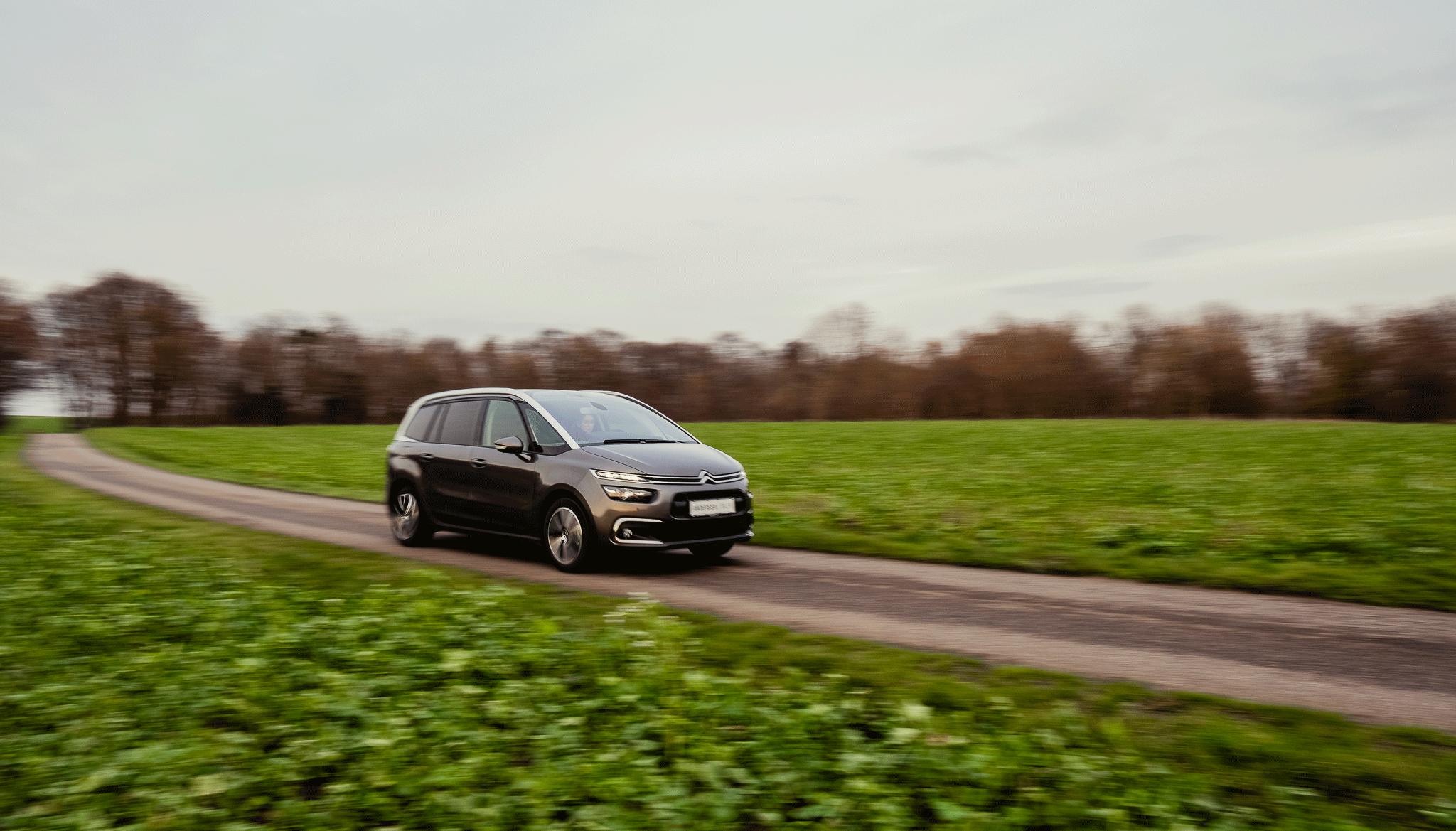 Citroën Grand C4 Picasso Intensive og Seduction tilbud | Andersen Biler