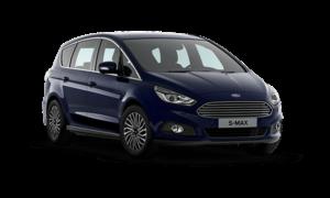 Ford S-MAX nytårskur tilbud