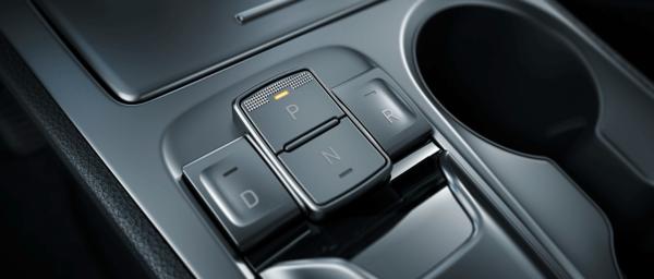 Hyundai KONA electric gearskift