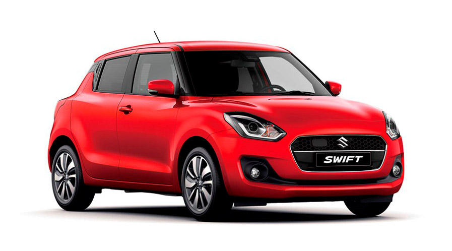 Suzuki Swift værksted