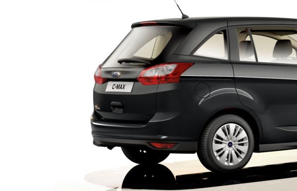 Ford C-MAX bagfra