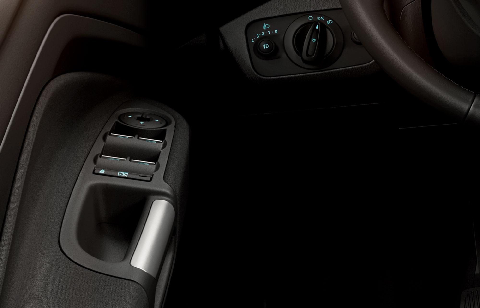 Ford C-MAX interiør 3