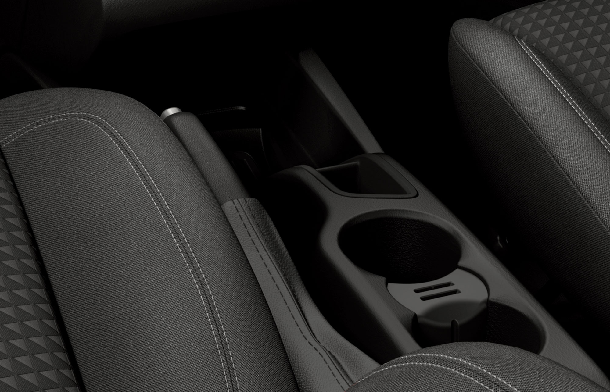 Ford C-MAX interiør 4