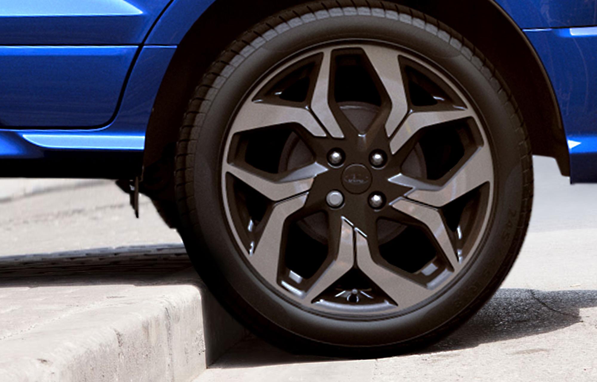 Ford EcoSport hjul