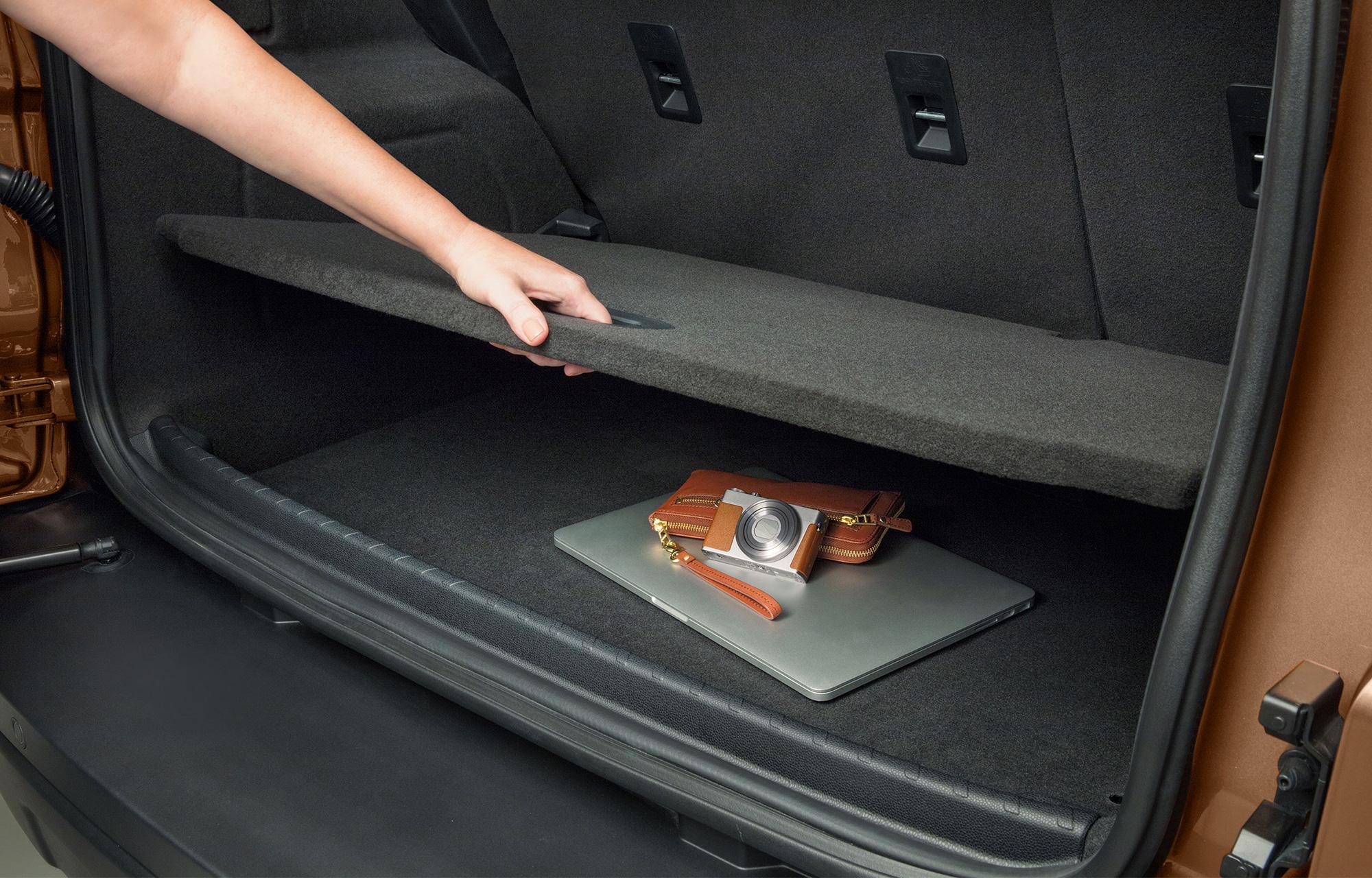 Ford EcoSport interiør 3