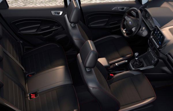 Ford EcoSport interiør 4