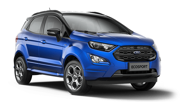 Ford EcoSport lagerbil