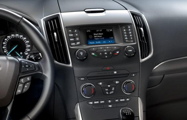 Ford Galaxy interiør 5