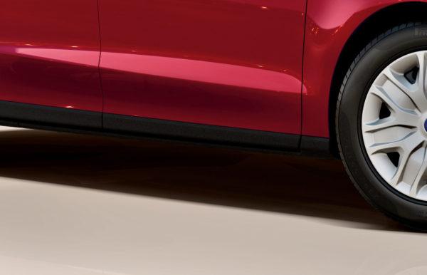 Ford Galaxy fra siden