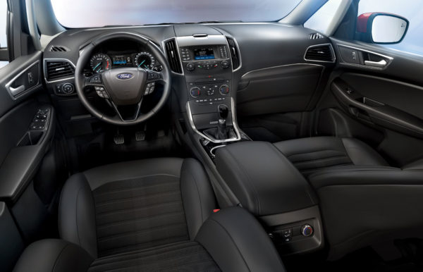 Ford Galaxy interiør 1