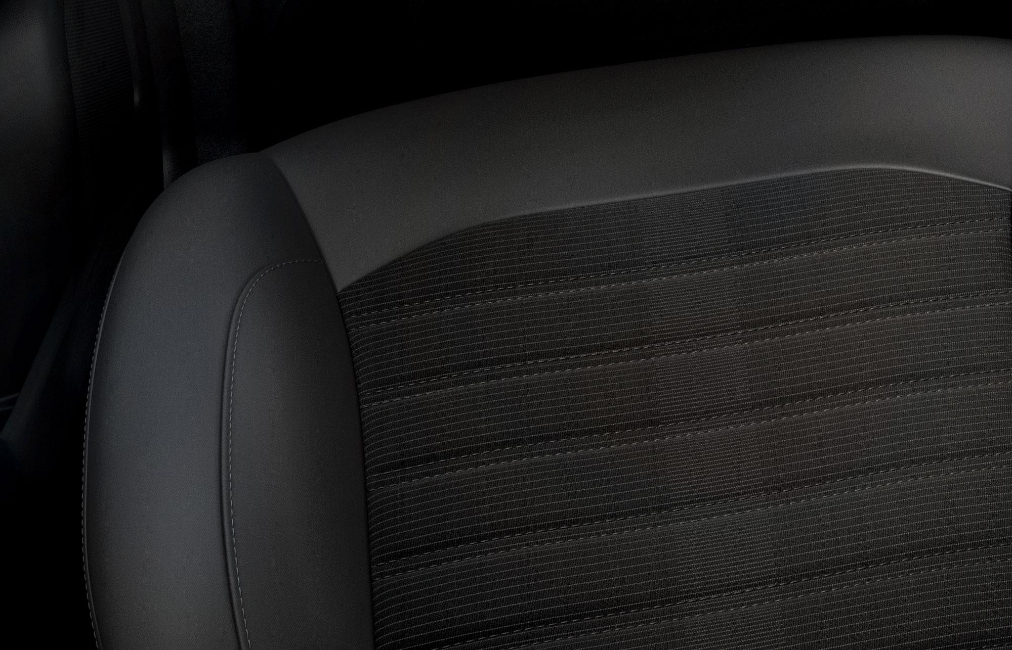 Ford Galaxy interiør 2