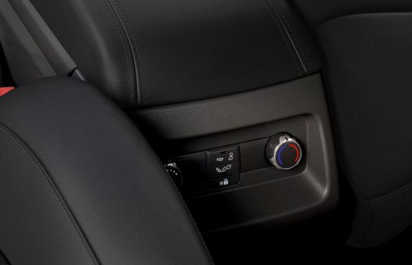 Ford Galaxy interiør 3