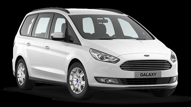 Ford Galaxy lagerbil