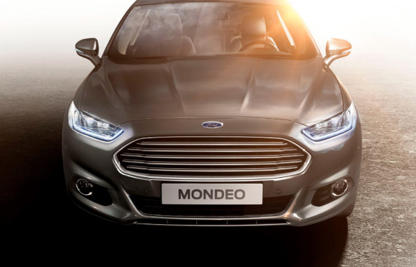 Ford Mondeo front