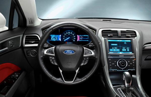 Ford Mondeo interiør 1