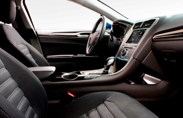 Ford Mondeo interiør 2