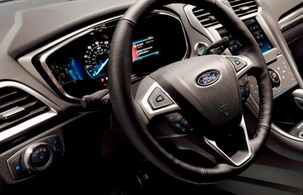Ford Mondeo interiør 3