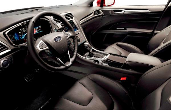 Ford Mondeo interiør 5