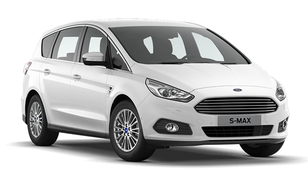Ford S-MAX lagerbil