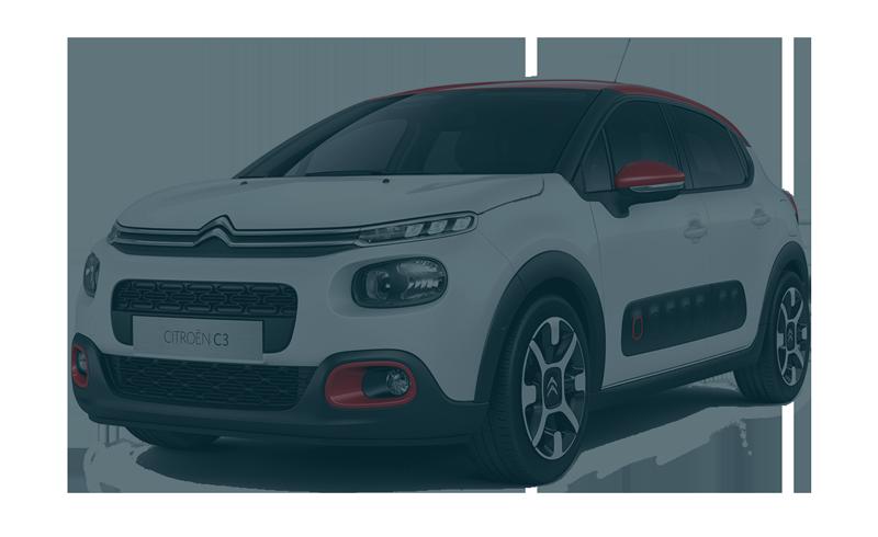 Erhvervsleasing af Citroën C3