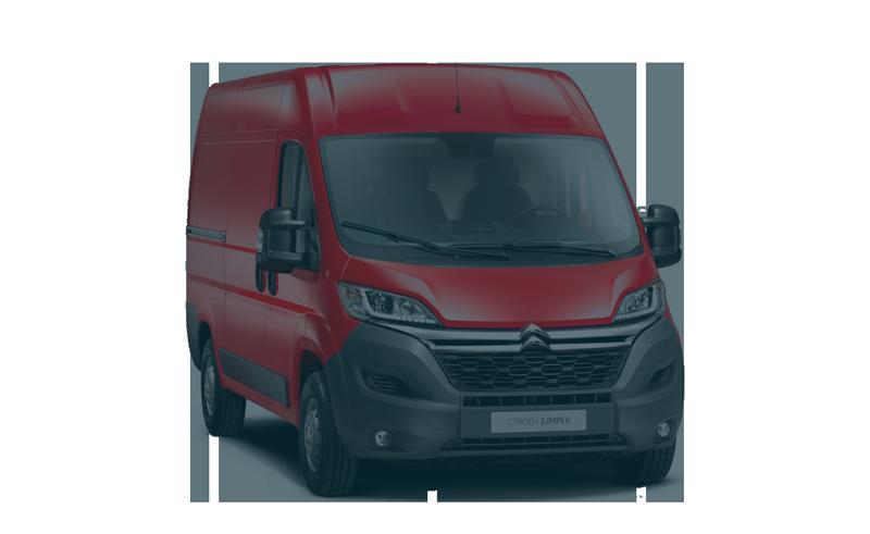 Erhvervleasing af Citroën varebiler