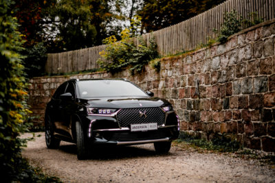 DS 7 Crossback sort front