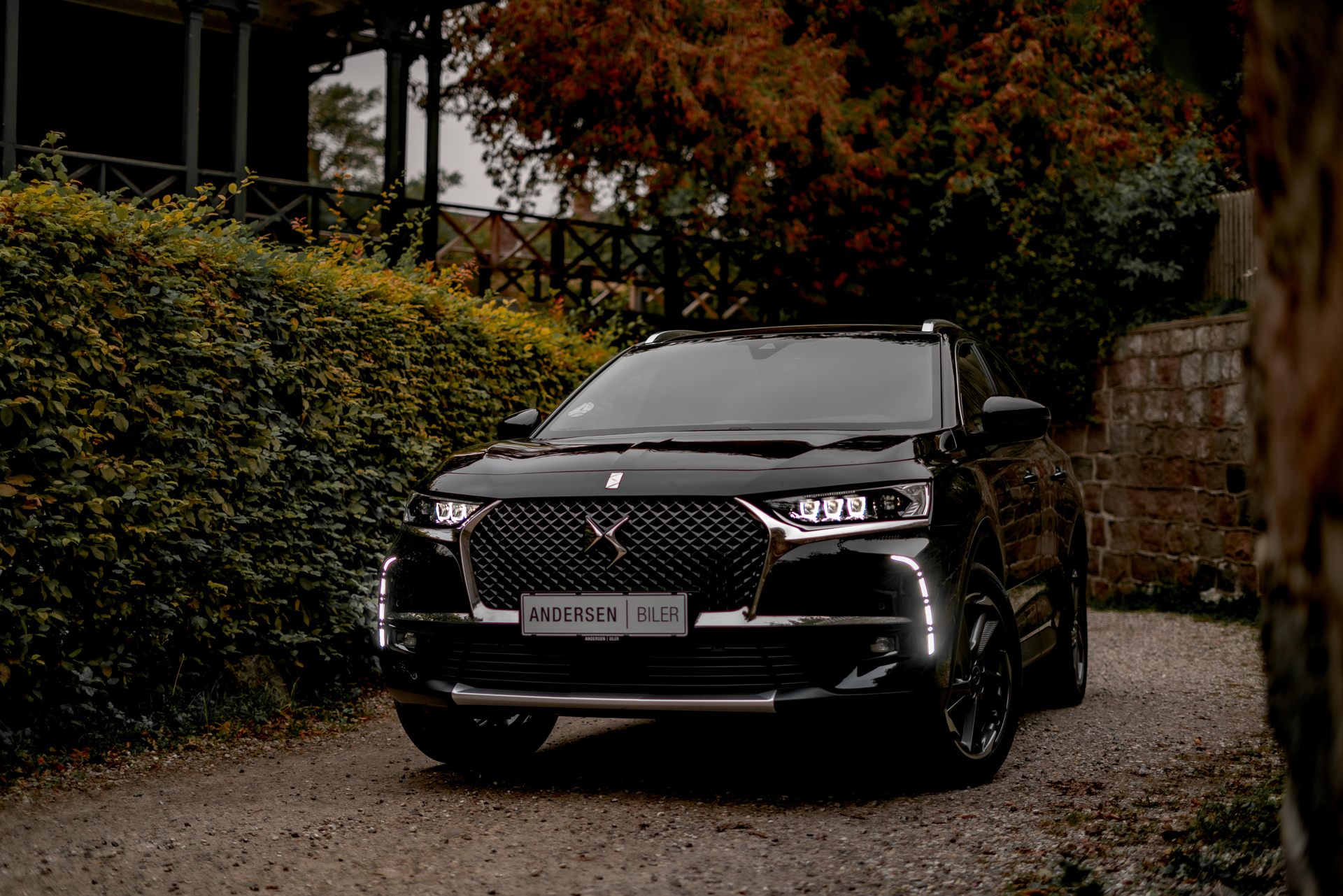 DS 7 Crossback sort front 3