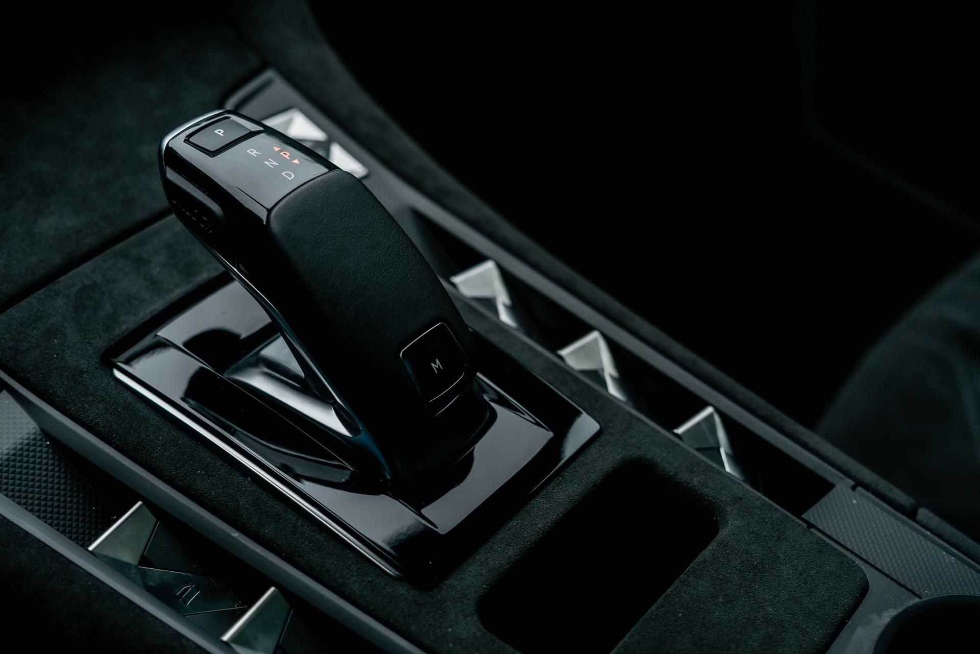 DS 7 Crossback gearstang