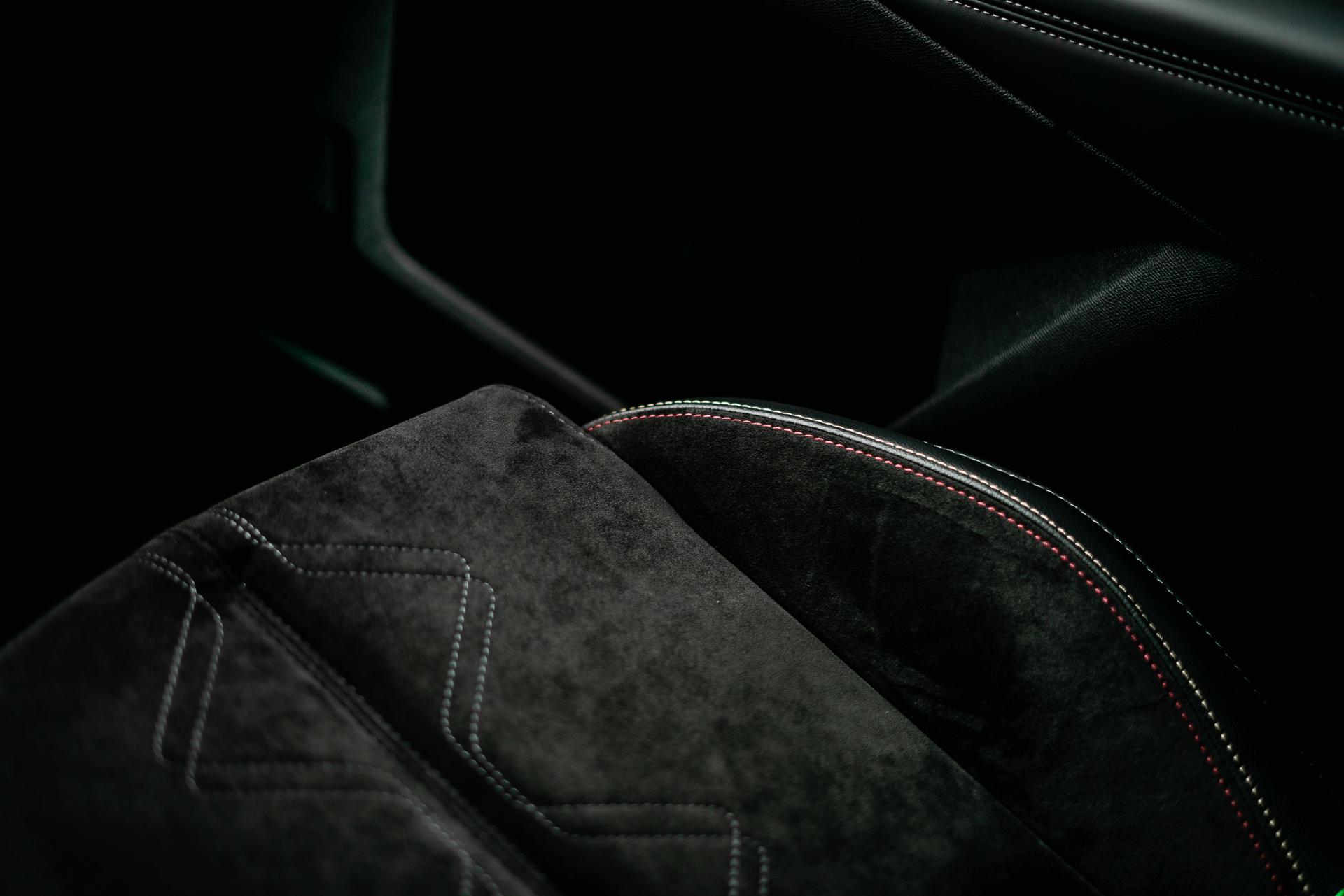 DS 7 Crossback interiør lædersæde
