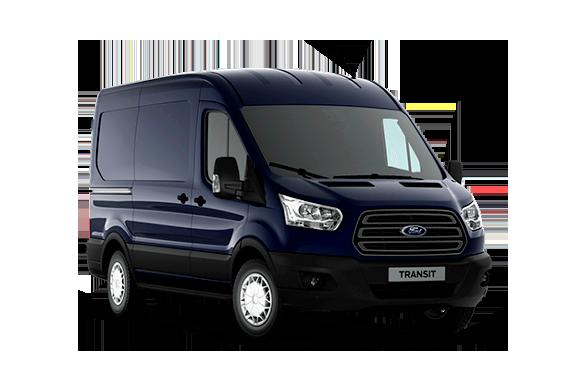 Ford Transit Van til 1 krone i udbetaling