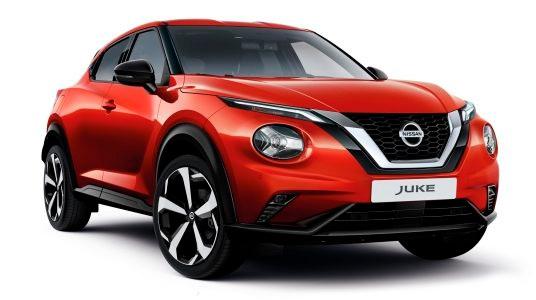 Nissan Qashqai tilbud