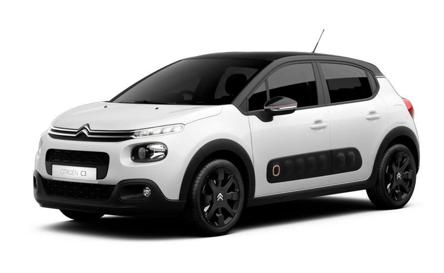 Erhvervsleasing af Citroën C3 Van