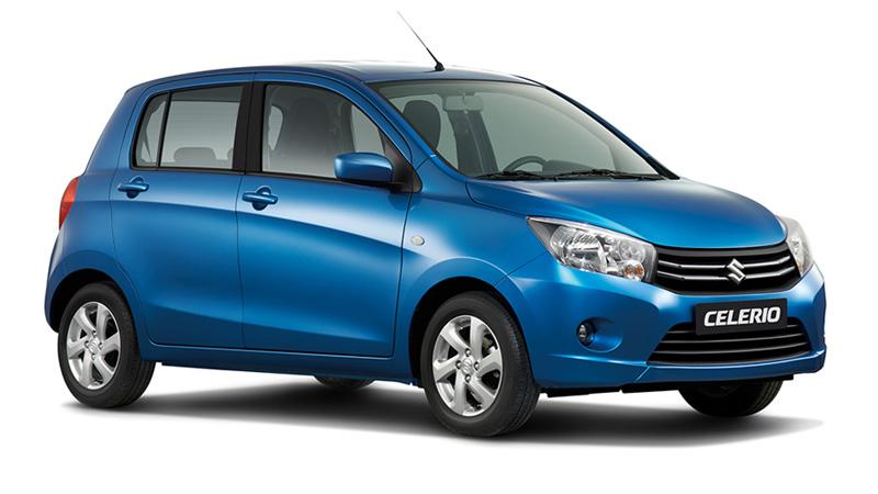 Suzuki Cererio demobil