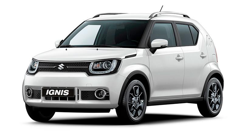 Suzuki Ignis demobil
