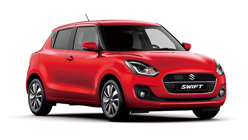 Suzuki Swift demobil