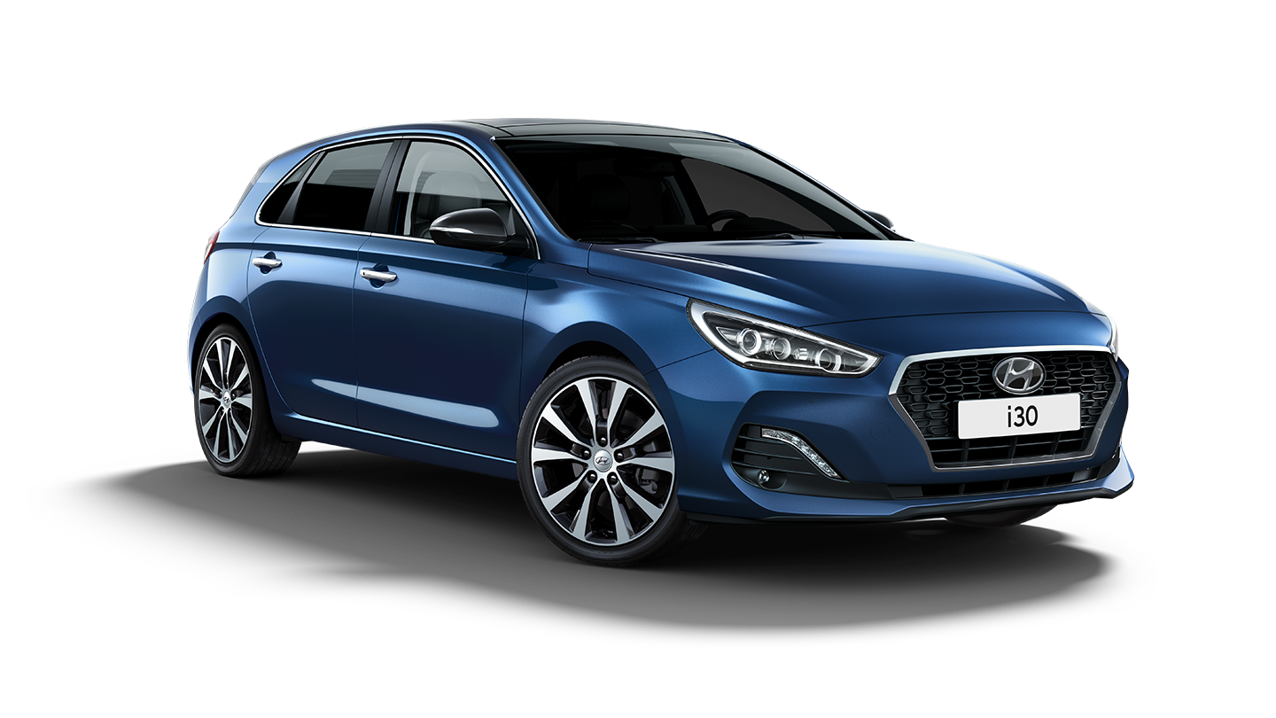 Hyundai i30 til privatleasing