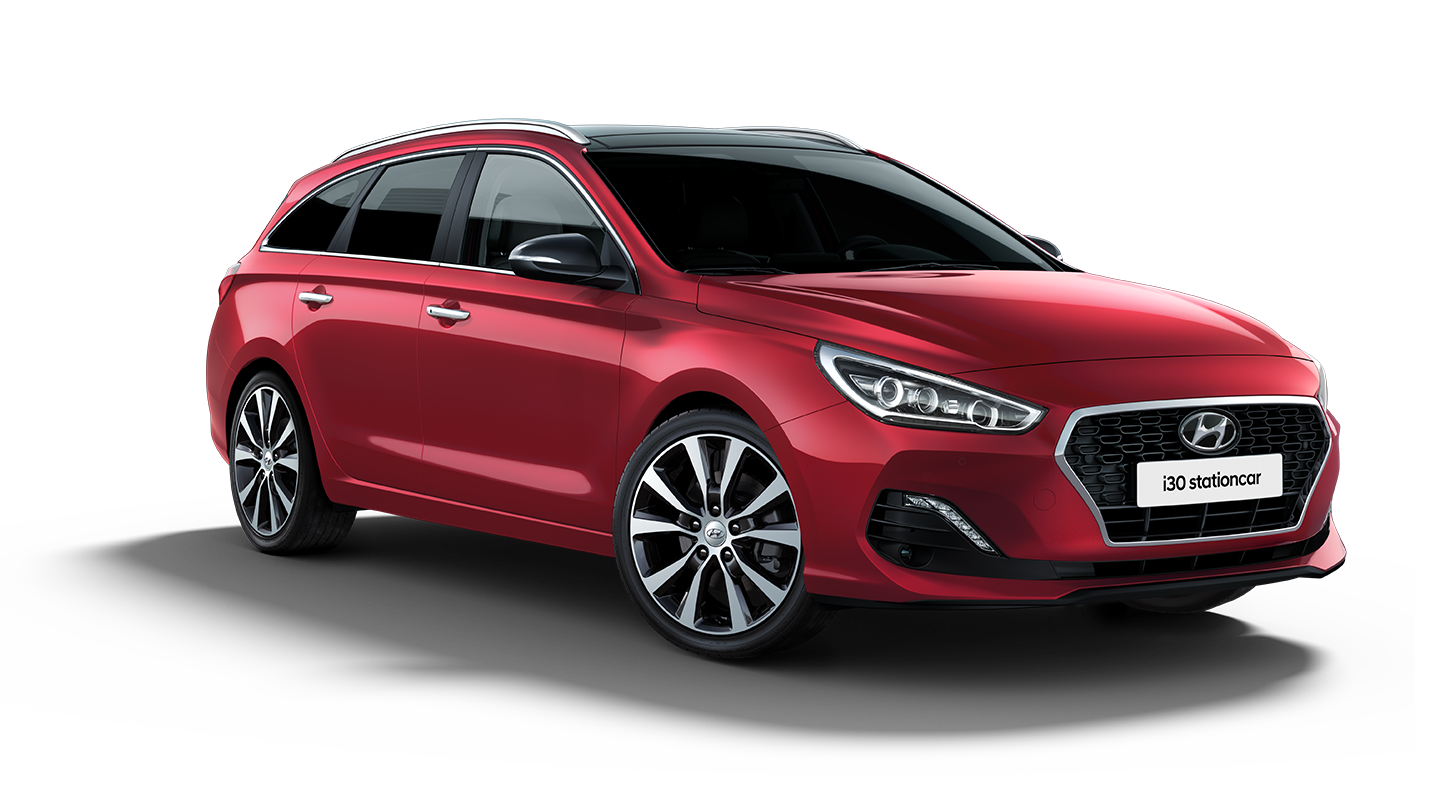 Hyundai i30 stationcar til privatleasing
