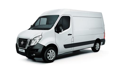 Nissan NV400 til erhverv