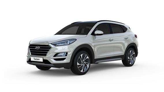 Hyundai Tucson van til erhverv