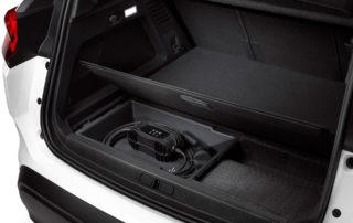 C5 Aircross Plug-in Hybrid bagagerum med masser af plads