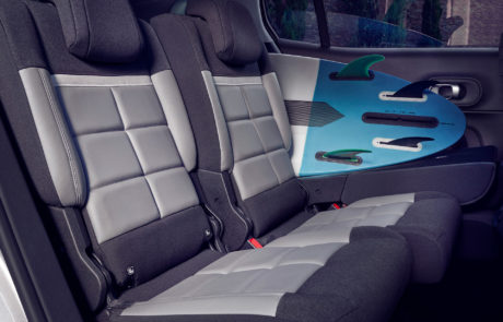 C5 Aircross Plug-in Hybrid bagsæder