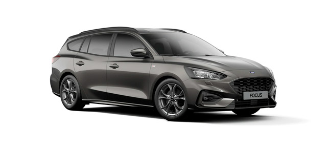 Ford Focus stc ST-Line Magnetic