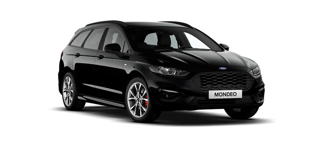 Ford Mondeo stc ST-Line HEV Agate Black