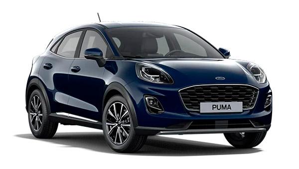 Ford Puma mild hybrid