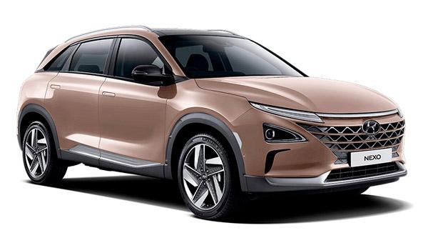 Hyundai NEXO brintbil