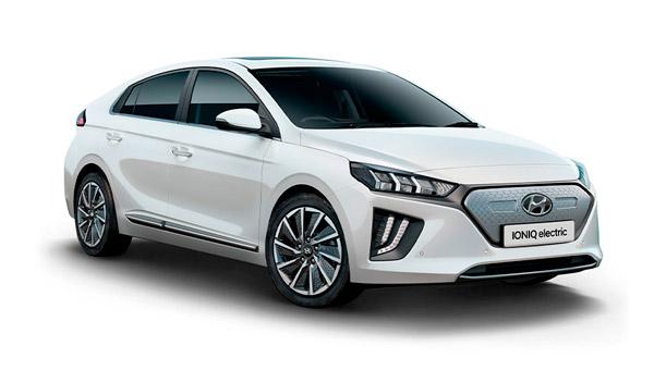 Hyundai ioniq electric elbil