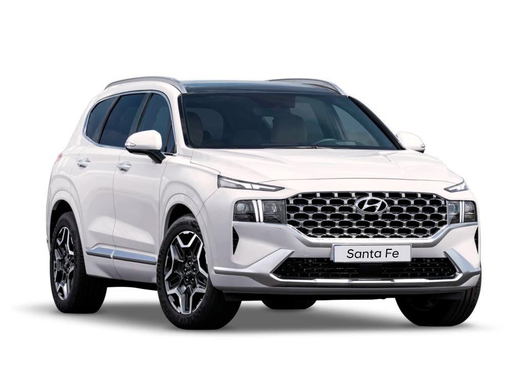 Hyundai Santa Fe 2021 model