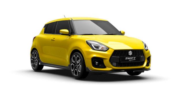 Suzuki Swift Sport mild hybrid