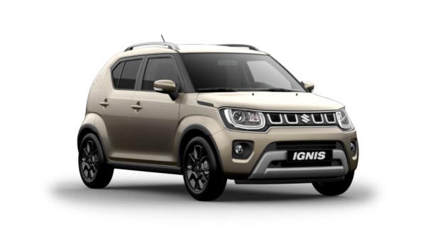 Suzuki Ignis mild hybrid